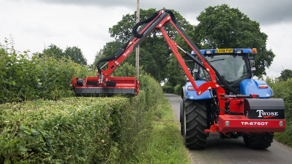 Twose Hedgecutters