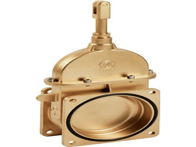 Double Flanged Valve